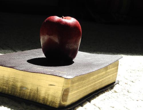 Ābols bija aizliegtais auglis... Autors: Deez Nuts 8 fakti, kuri patiesībā ir MELI!