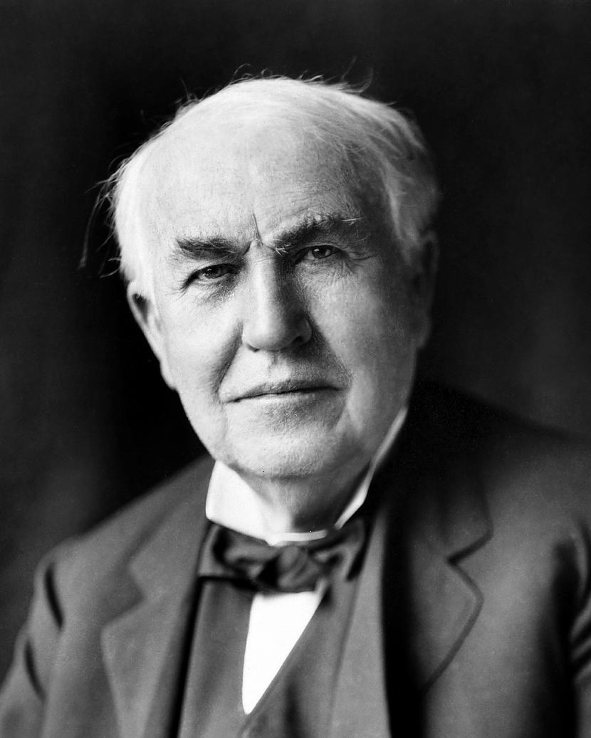 Tomass Edisons izgudroja... Autors: Deez Nuts 8 fakti, kuri patiesībā ir MELI!