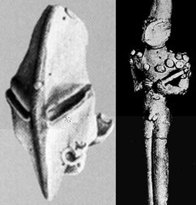 Al Ubaid ir arheoloģiska vieta... Autors: Karalis Jānis Mistiski citplanētiešu artefakti.