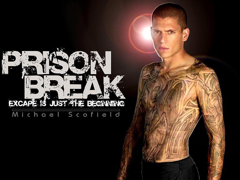 Prison BreaknbspMaikla... Autors: zirnekļcūks Interesanti fakti par seriāliem