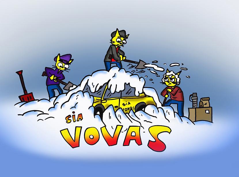 Autors: VOVASFILMAS SIA VOVAS 10 (Christmas Special)