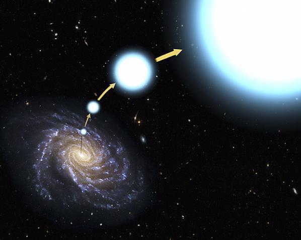 Hiperātruma zvaigznesScaronī... Autors: Pasaules iedzīvotājs Dīvainības kosmosā.
