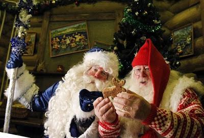 Abi brāļi no Zviedrijas Autors: fAntAzyY Santa Klausi no dažādām vietām.