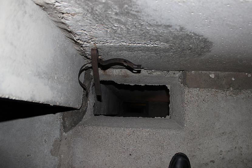 vieta kas paredzēta caurulēm... Autors: kpot Liepāja - Milzis, kurš atstāts novārtā