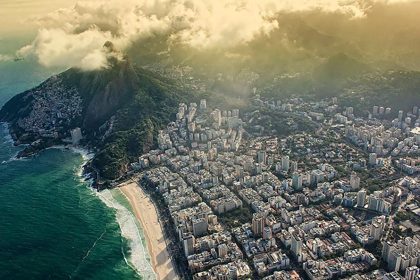 Riodežaneiro Autors: Šamaniss Kā izskatītos pasaule ja tu būtu putns.
