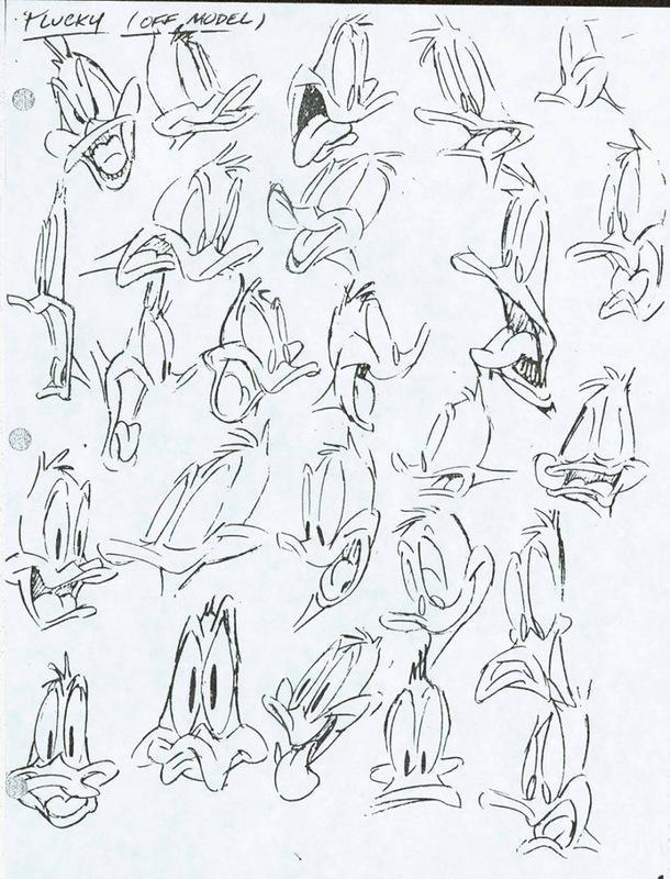 Tiny Toon Adventures 1990 gads Autors: zhagata13 Multeņu varoņi mākslinieku skicēs