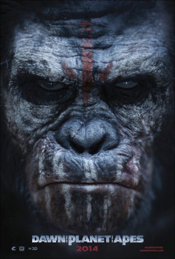 Dawn Of The Planet of the Apes... Autors: ČOPERS 2014. gada gaidītākās filmas