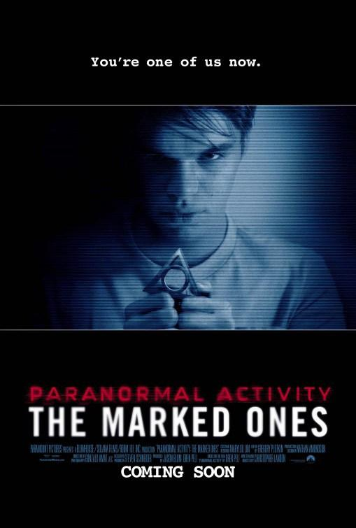 Paranormal Activity The Marked... Autors: ČOPERS 2014. gada gaidītākās filmas
