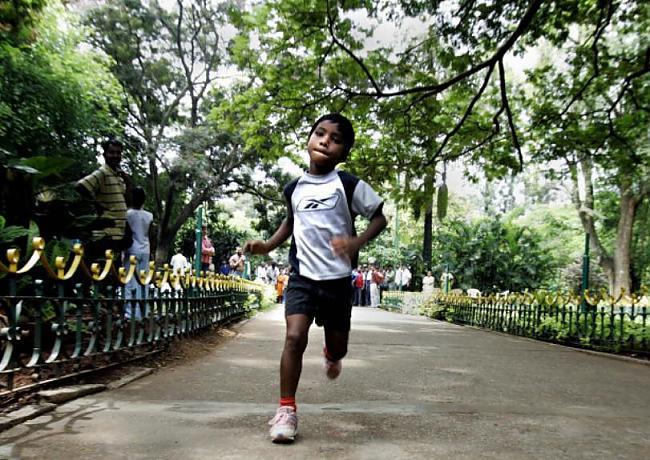 Jaunākais maratonistsBērneļi... Autors: Moonwalker Bērni - pasaules rekordisti