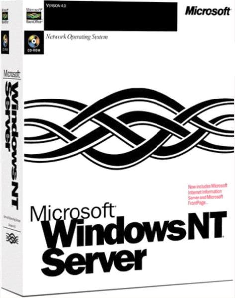Dabūjams bija vairākās... Autors: Deauth Windows vēsture: Serveru frontē bez izmaiņām: Windows NT 4