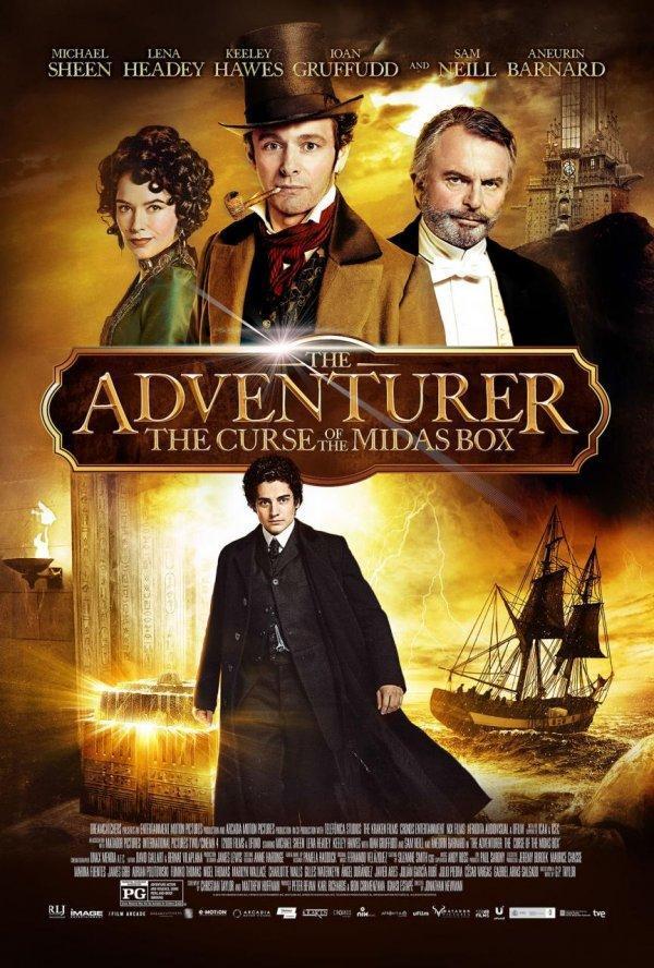 The Adventurer The Curse of... Autors: ČOPERS 2014.gada gaidītākās filmas #3