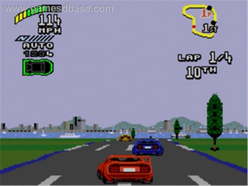 Top Gear 2Toreiz likās... Autors: Werkis2 Manas bērnības Sega Mega Drive 2 spēlītes un interesantas atmiņas.