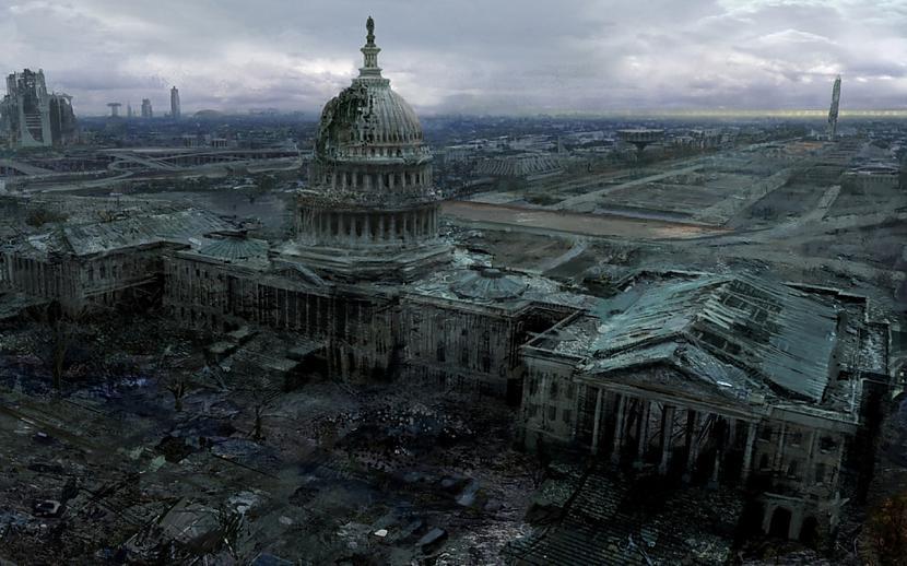 Autors: Freeway Fallout Ekrāntapetes