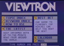 Kas tad Viewtron bija tik... Autors: Werkis2 Viewtron 1983 - Internets  pirms Interneta.