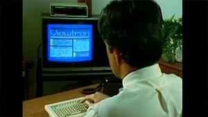 Autors: Werkis2 Viewtron 1983 - Internets  pirms Interneta.