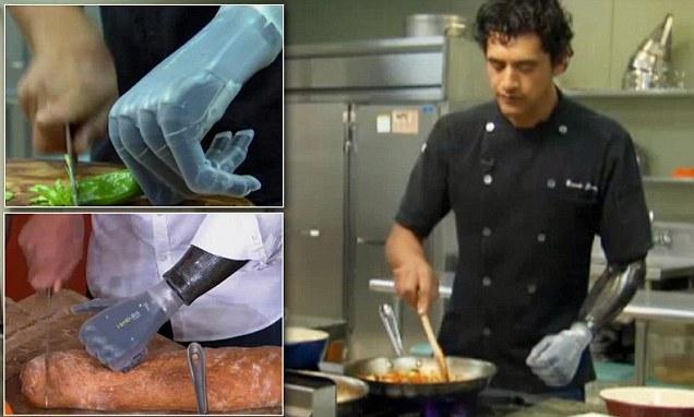 Priekscaron scaronī... Autors: MJ Pavārs ar bionisko roku!!