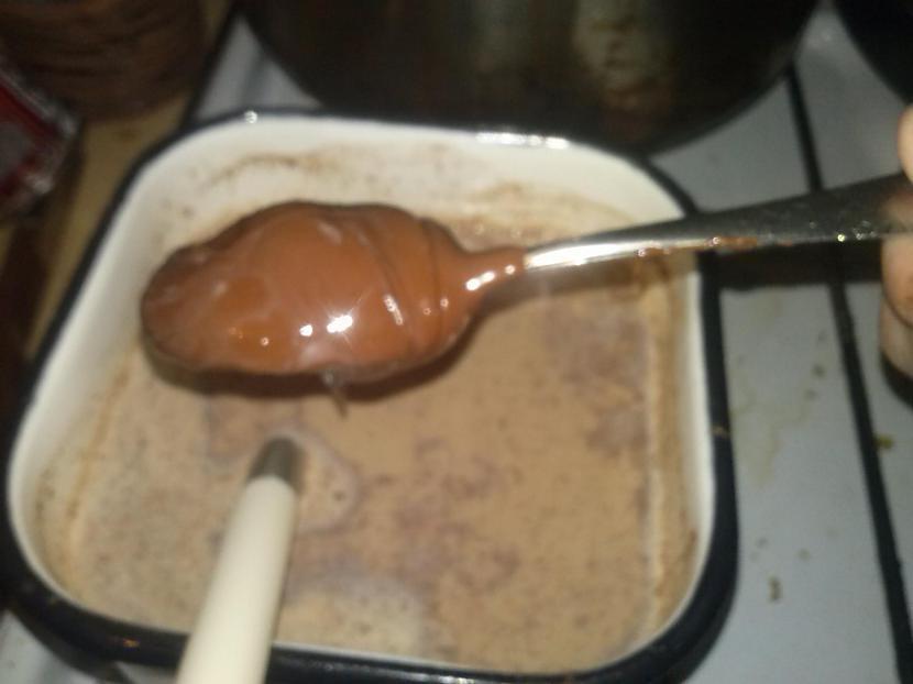 Pievieno 1 tējkaroti Nutella... Autors: Wikipēdijs Kapučīno ar riekstiem