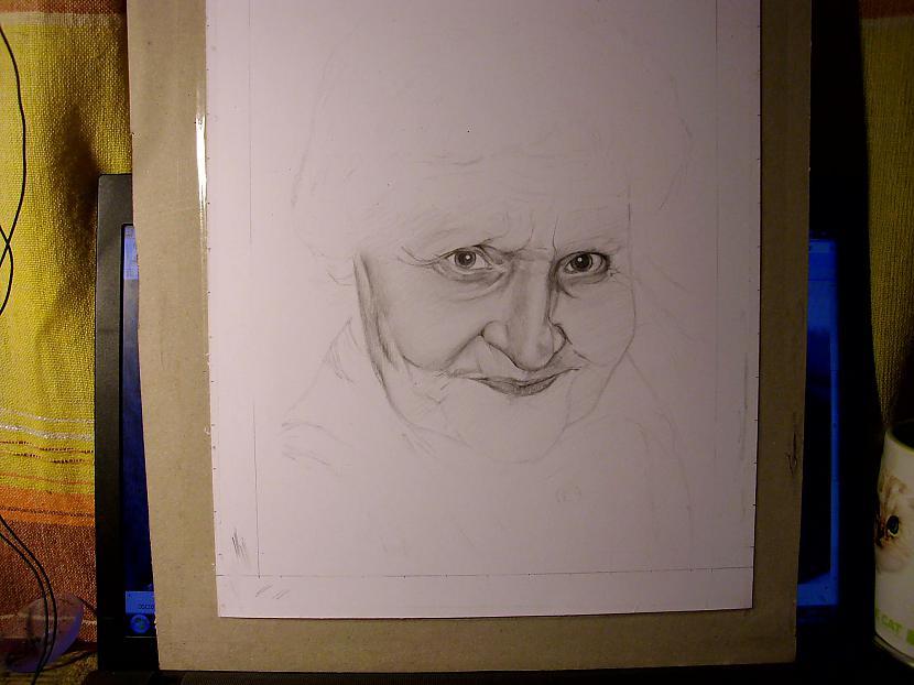 Autors: Ostina Jauns zīmējums + 2013.gada darbi+senāki