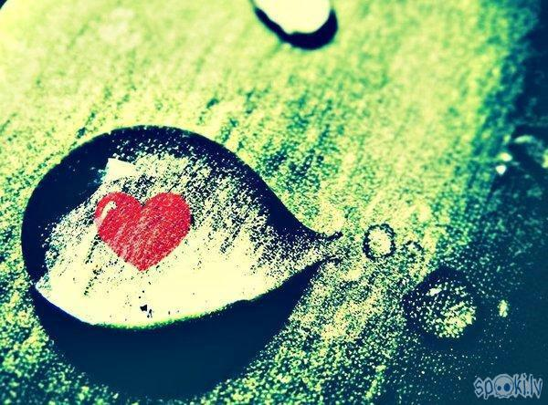 Autors: Anastasija Smile Mīlestība ir stiprāka par visu, ar ko šajā pasaulē saskaramies. Tā nav saredzama