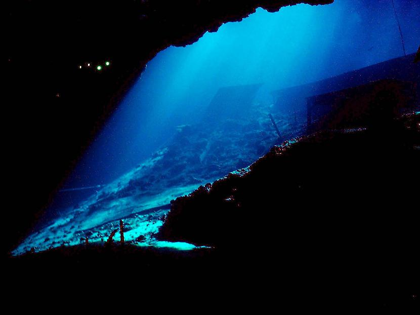 Ilgu laiku okeanologinbsp... Autors: kabaciss Zemūdens ''bezdibenis''.