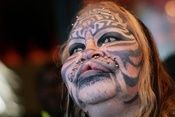 Autors: MasveidaSlepkava Dīvaini Tetovējumi