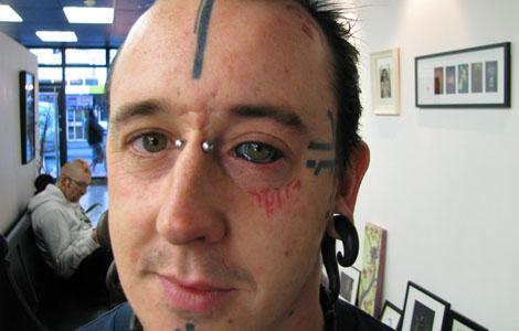 CHRISTCHURCH NEW ZEALAND  From... Autors: MasveidaSlepkava Dīvaini Tetovējumi