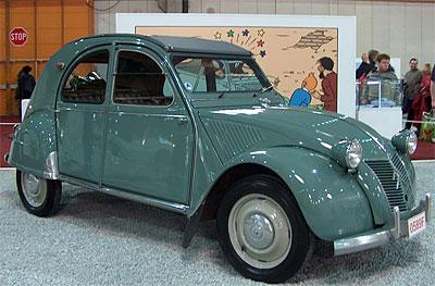 7 Citroen modelis... Autors: 444 10 automobiļu pasaules leģendas