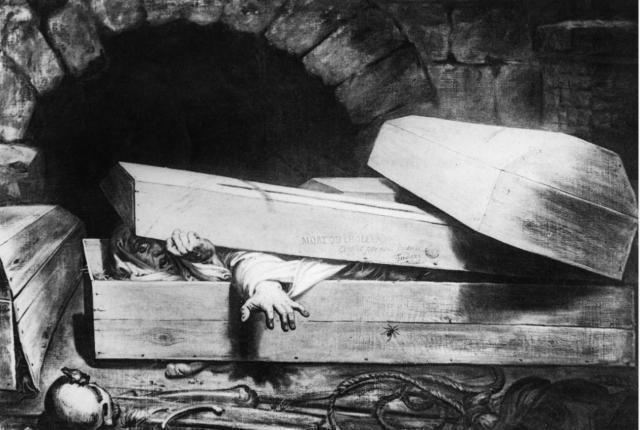 2 Esija Dunbāranbspnbsp1915... Autors: Dusmīgs Bebrs 4 cilvēki, kas apbedīti dzīvi