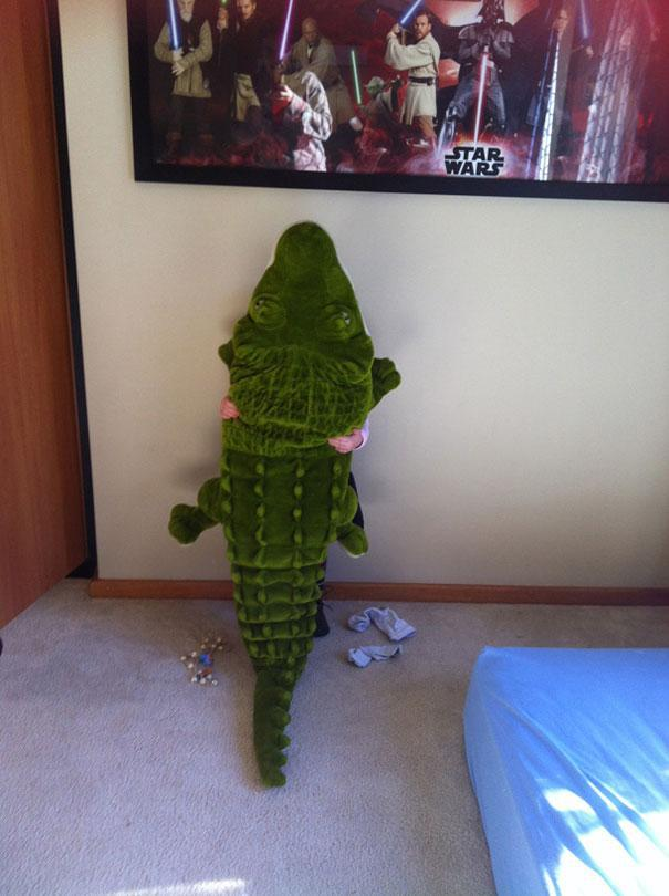 Autors: Šamaniss Šie bērni spēlē paslēpes labāk nekā tu!