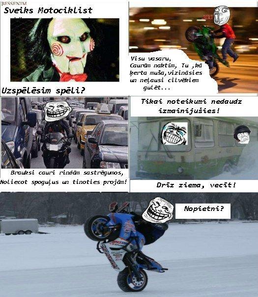 Autors: NoName2Me Moto Komiksi 8