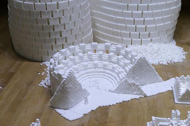 Autors: Kristianns Diezgan iespaidīgas cukura augstceltnes