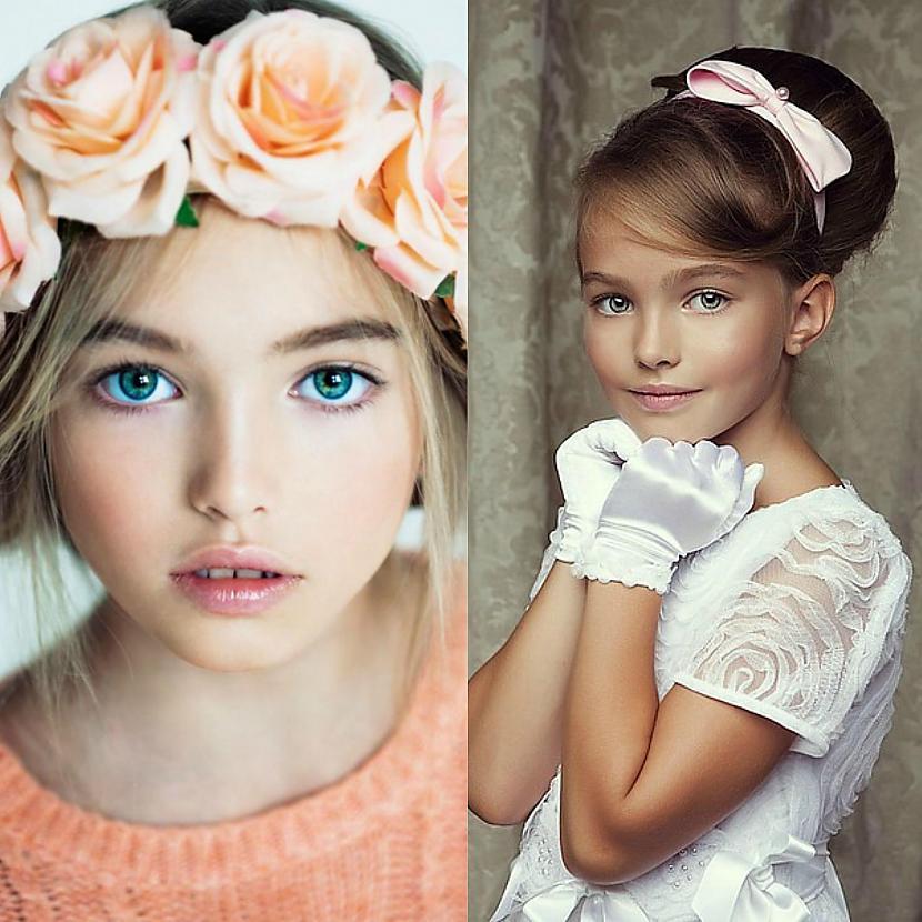 Anastasija Bezrukova Autors: VinnijsPūks00 Pasaulē skaistākie bērni.