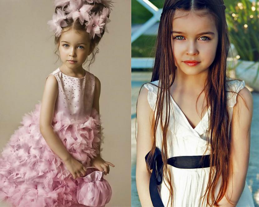 Alisa Bragina Autors: VinnijsPūks00 Pasaulē skaistākie bērni.