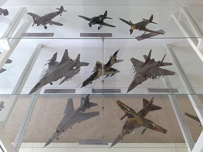 Modelīscaroni Autors: Odium Eesti Lennundusmusseum
