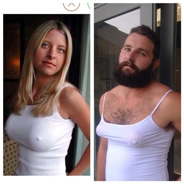 Autors: hagisons112 Vīrietis izķēmo sieviešu bildes...
