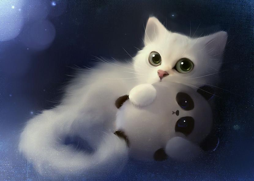 Mieru jaukumiņi Es ļoti... Autors: Fosilija Kaķu stāsti
