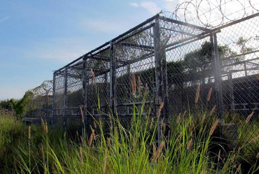 Autors: msi11 Gvantanamo teroristu cietums