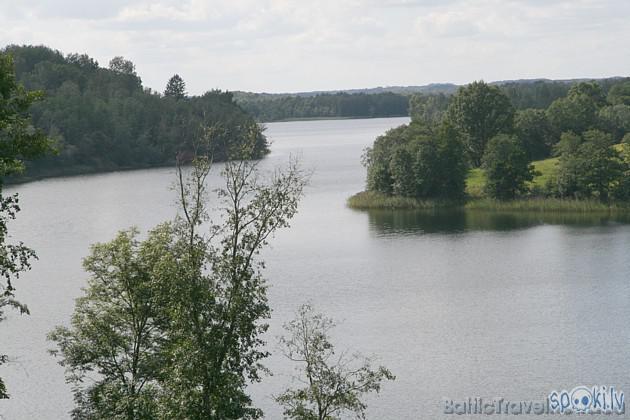 3nbspDziļākais ezers ... Autors: kriska14 Fakti par Latvijas ezeriem!