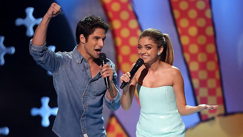 Scaronova vadītājiTayler Posey... Autors: Samanta333 Teen Choice Awards