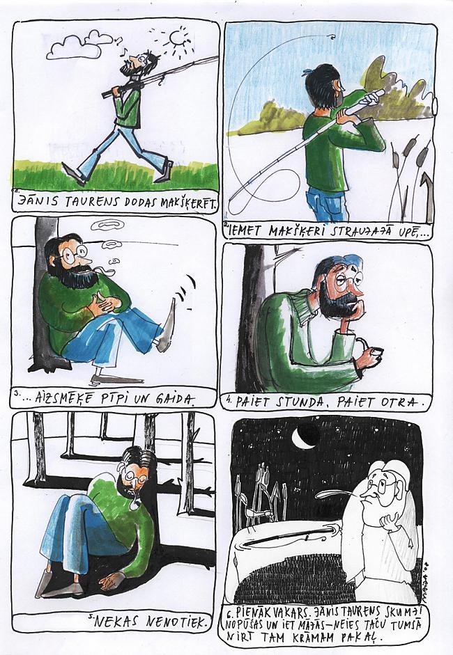 Autors: lielais glāze Komiksi un smieklīgas bildes.