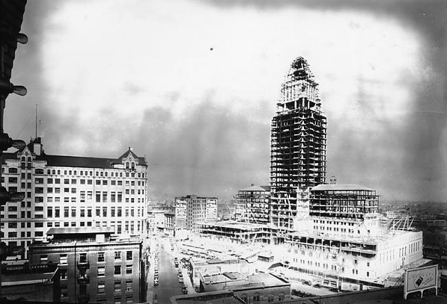 City Hall Autors: ieva5 Losandželosa senās bildēs