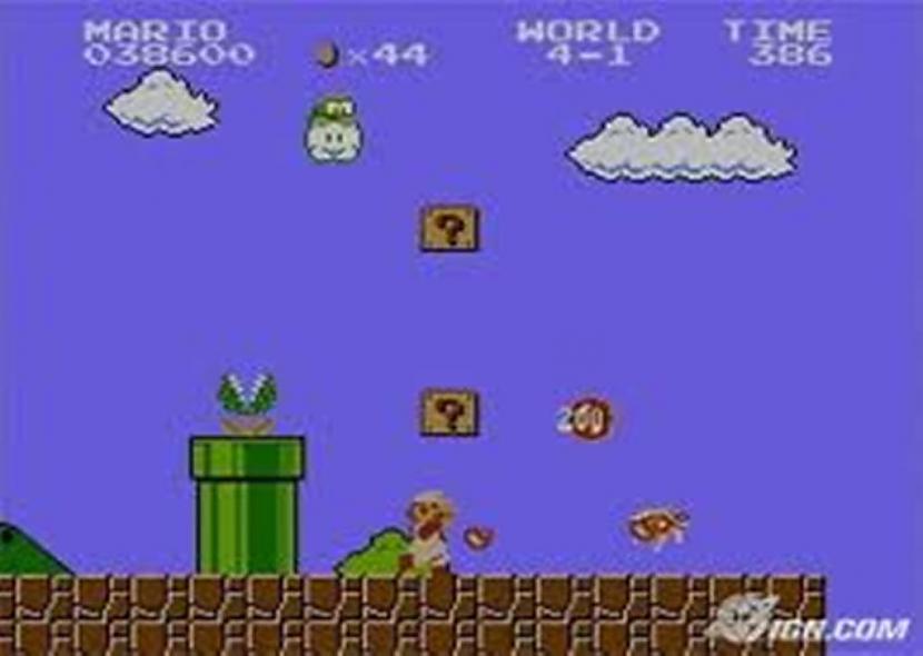 Mario Ak kur tie laikinbsp Autors: The Diāna Atceries? Tavas bērnības spēles.