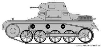 Projektēts 1934gadaRažots... Autors: KŪMIŅŠ Tanku sērija Panzer - ( jeb Panzerkampfwagen... )