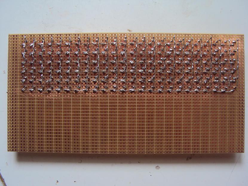 Veidojam pareizus savienojumus... Autors: BL3NDeris DIY LED matrix