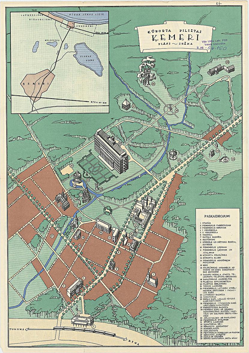 Vēsturiski Ķemeru teritorija... Autors: Nalto Ķemeru Sanatorija .