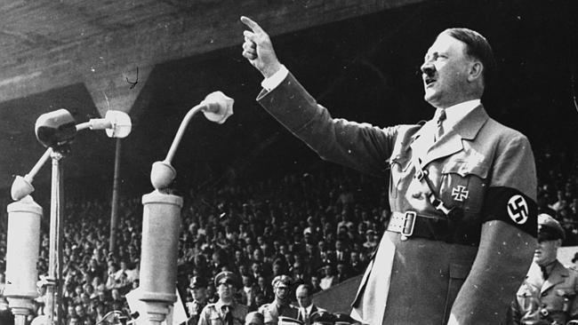 Pētījumi kas veikti analizējot... Autors: MONTANNA Hitleram nebija sēklinieki!