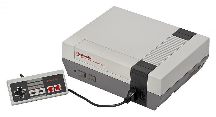 NESTrescaronās paudzes spēļu... Autors: Werkis2 Sabojāti Ziemassvētki un videospēļu industrija E.T spēles dēļ (1983.g)