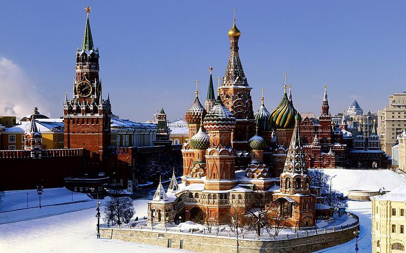 Krievijas kultūra ir pasaulē... Autors: Fosilija Lietas ,kas jāzina par Krieviju.
