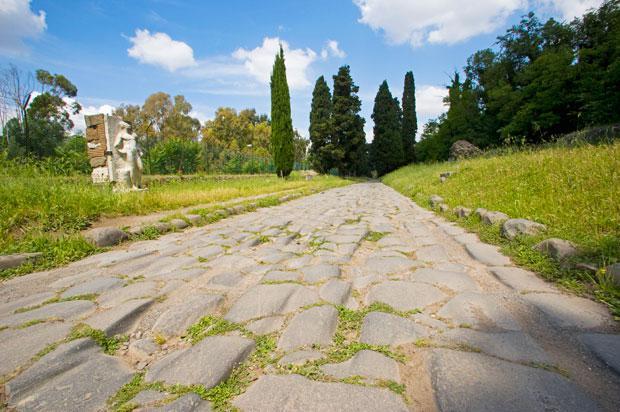 Lieliski projektētie... Autors: PatiesiAnonims Romiešu ceļi