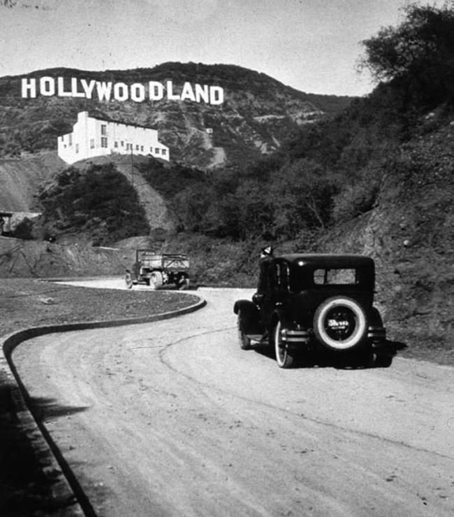 Holivudas zīme neilgi pēc... Autors: kaķūns Pagātnes deva